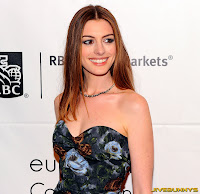 Anne Hathaway IFP's 20th Annual Gotham Independent Film Awards at Cipriani