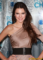 Kendall Jenner The People's Choice Awards 2011 in Los Angeles