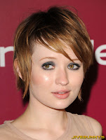 Emily Browning at the InStyle awards