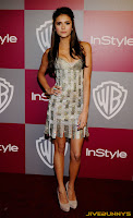 Nina Dobrev at the InStyle Awards