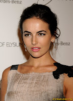 Camilla Belle Art Of Elysium 'Heaven' Gala held at the California Science Center