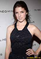 Anna Kendrick In Add Minus grand store opening