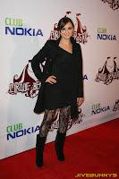 Rachael Leigh Cook Cirque Berzerk Opening Night at Club Nokia