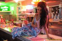Vanessa Hudgens Candie's Photoshoot