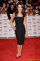 Cheryl Tweedy National Television Awards 2011 at the O2 Arena