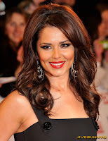 Cheryl Tweedy National Television Awards 2011 at the O2 Arena