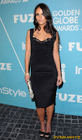 Jordana Brewster HFPA/InStyle Party Announcing Miss Golden Globe 2011