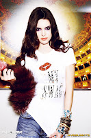 Kendall Jenner Photo shoot for marcc Fashion Line by Marc Clark 2011