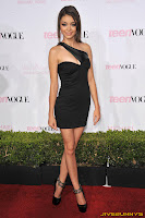Sarah Hyland - 8th Annual Teen Vogue Young Hollywood Party at Paramount Studios