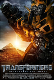 Bumblebee Poster - Transformers 2