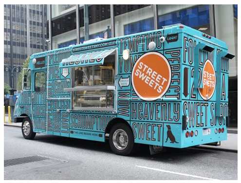 Pica pixel food truck design rip off for Food truck blueprint