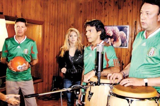 Shakira mebarak venezuela fotos recientes de shaki for Espectaculos recientes de televisa