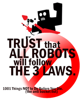 3 Laws Of Robotics