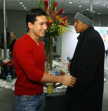 Mario Lopez gay!