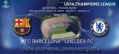 Barcelona Chelsea Video Semifinal Resumen Ida