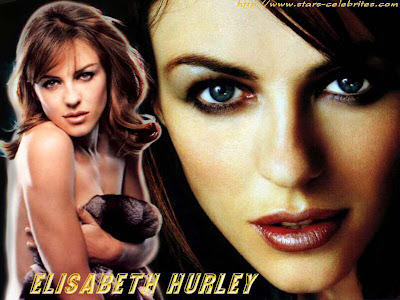 elizabeth hurley wallpaper. Elizabeth Hurley Wallpaper.
