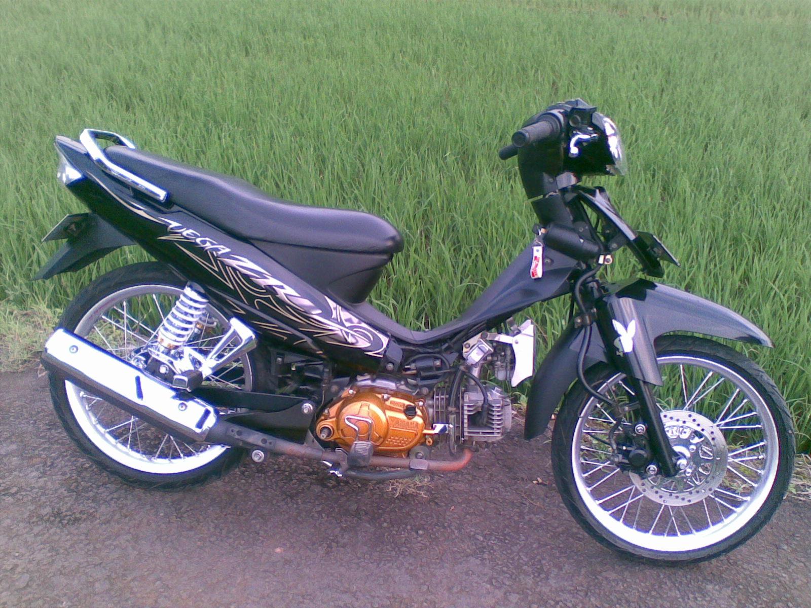 Image Motor Vega Modifikasi