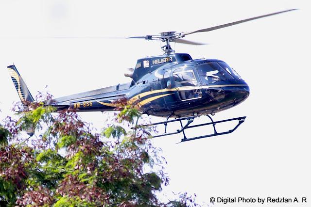 Eurocopter AS-350B-2