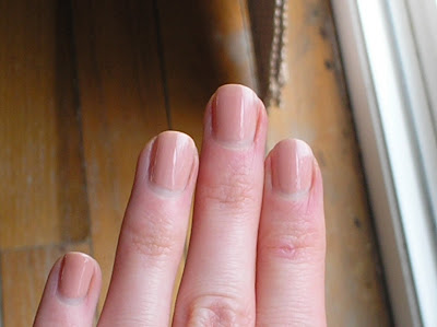Never Enough Nails: Spring Nude Nails with L\'Oreal