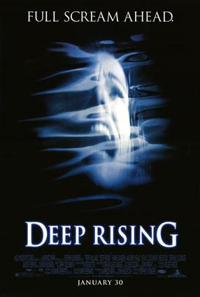 Bạch Tuộc Khổng Lồ || Deep Rising - 1998 xalophim