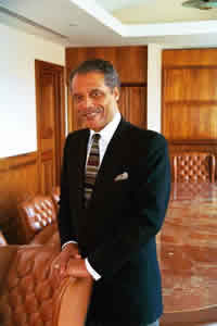 Councilperson Bernard Parks