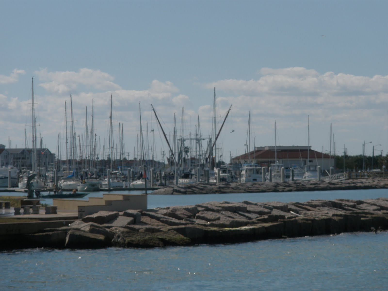 And i wander port aransas for Port aransas fishing charters