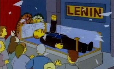¿Que pensaría Lennin si levantara la cabeza y viera a España? Lenin