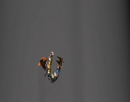 Toy Story 2 Woodys Dream Bat, bean, beam: useful life