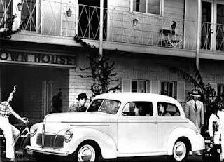 coche de la decada del 50
