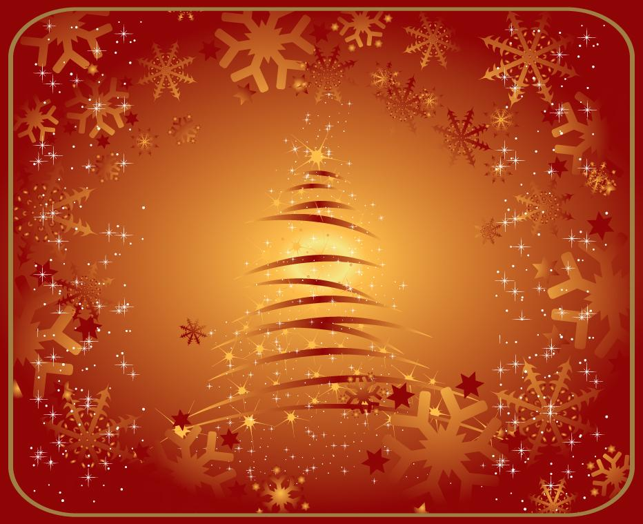 Download a christmas vector download e cards and send online greeting