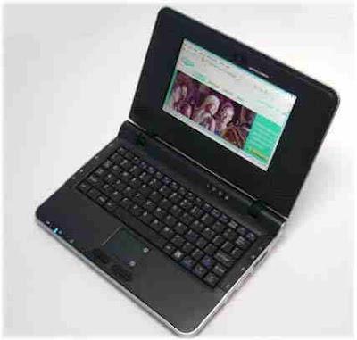 Norhtec Gecko Low Cost Laptop
