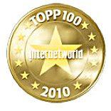 InternetWorld Topp100 2010