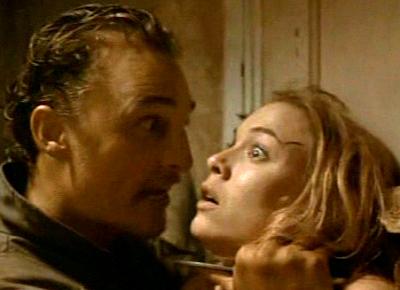 Texas Chainsaw Massacre Matthew McConaughey y Renée Zellweger
