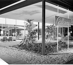 Galloways Was The Local Purveyor Of Modern Furniture In West Central Florida  They Had Their Own Factory But Also Become Wholesalers Of Some Of The More  ...