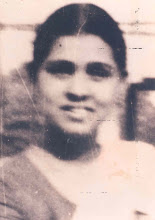 Amy Pinto (nee D'Cruz) Born: 6 October 1926. Died: 2 May 1969.