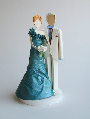 cyndi1 On Etsy {Paper Cake Topper by Concarta}