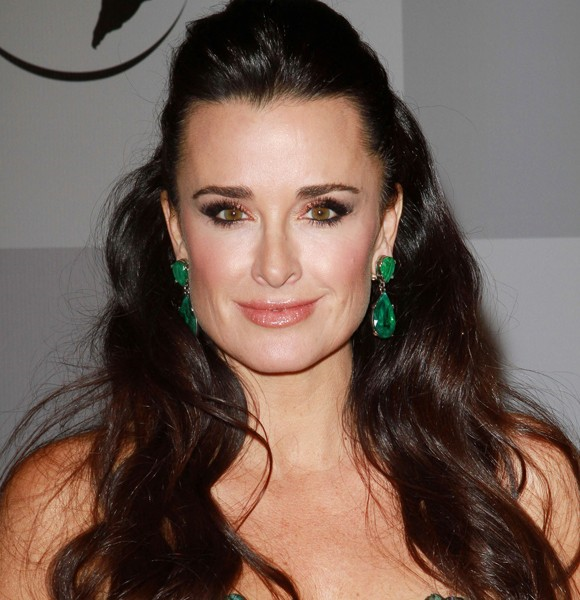 kyle richards new house pictures. photo of Kyle Richards