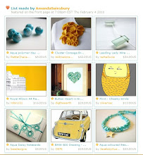 ETSY Front Page, I made it!!