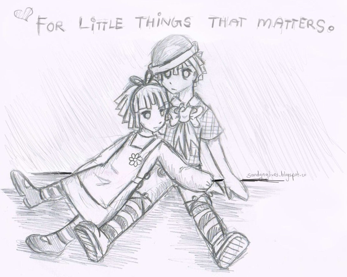 FOR LITTLE THINGS THAT MATTERS..