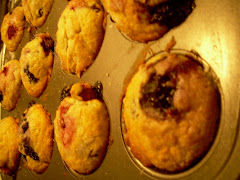 multiberry muffins