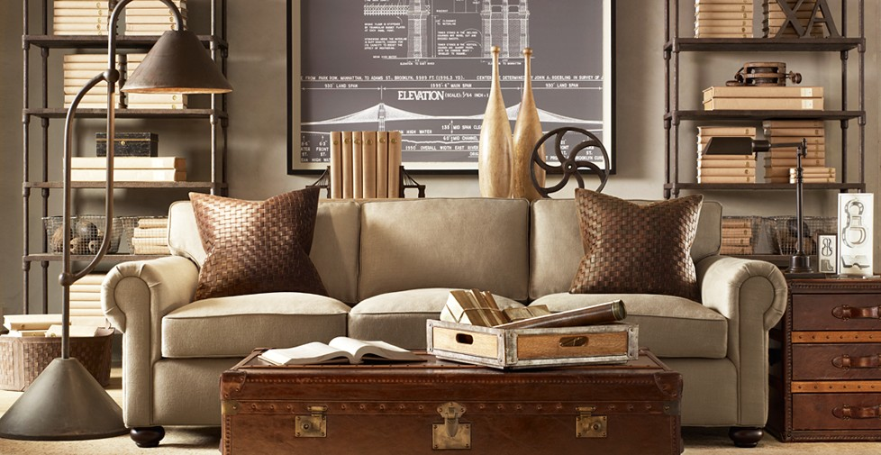 restoration hardware living room tv restoration hardware