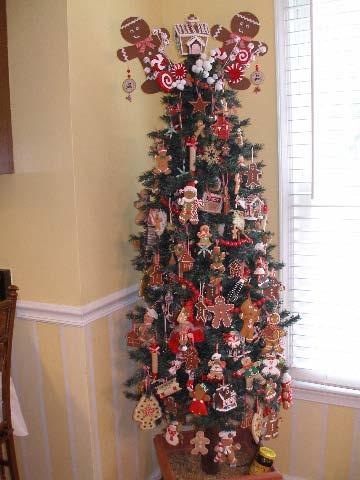 Susan Gingerbread Tree