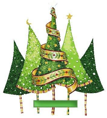 Christmas Tree Gallery 2009
