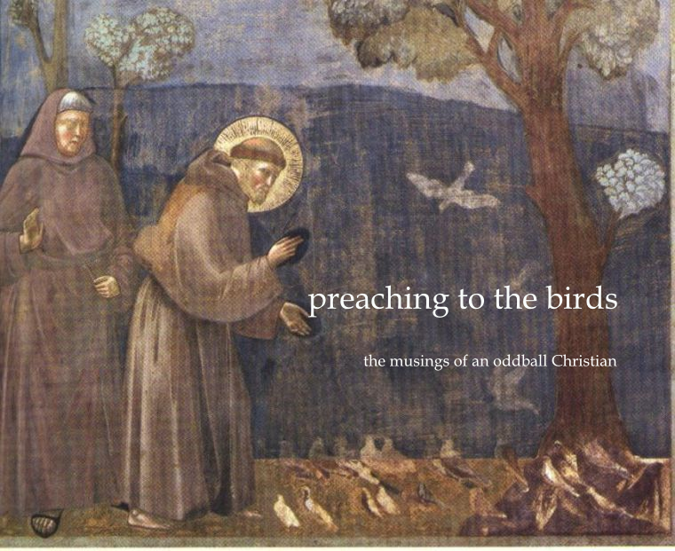 Preaching to the Birds