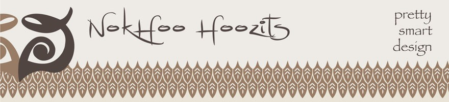 NokHoo Hoozits Design Blog