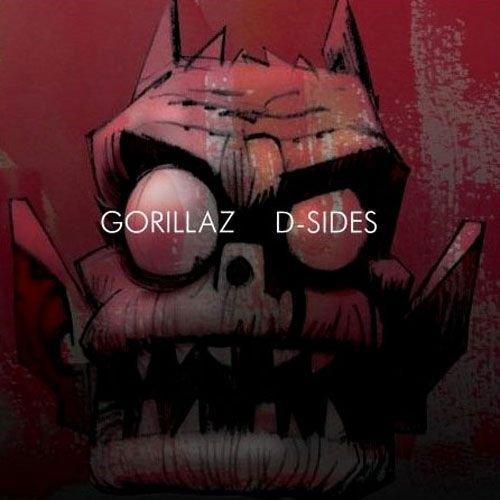 Gorillaz d sides - photo#1