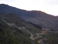 Carretera de Pampacocha
