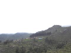 Vista panorámica de Pampacocha