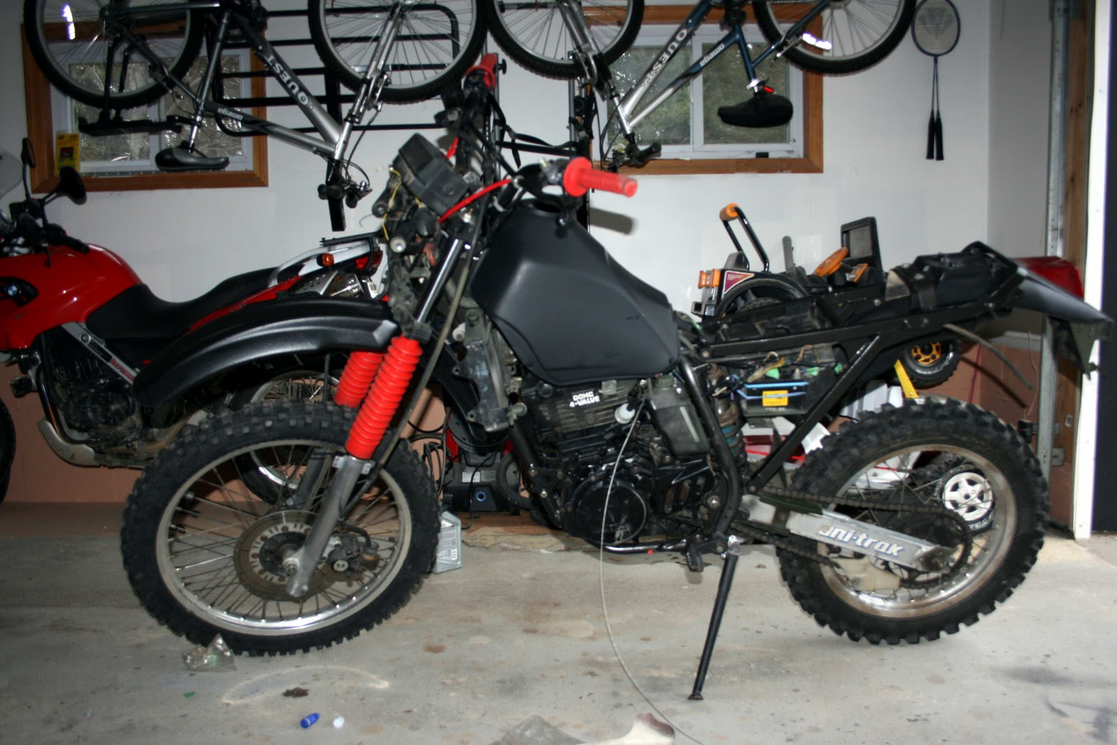 Klr 250 Project