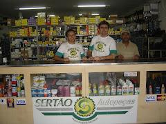 Sertão Auto Peças - Peça Agente Entrega